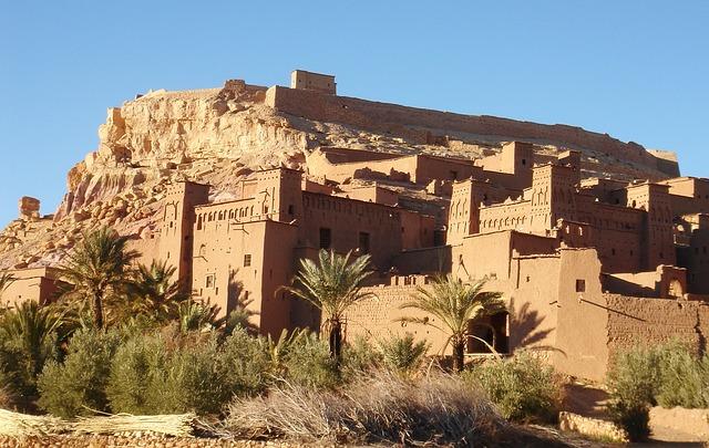 Ait Ben Haddou, Morocco, Kasbah