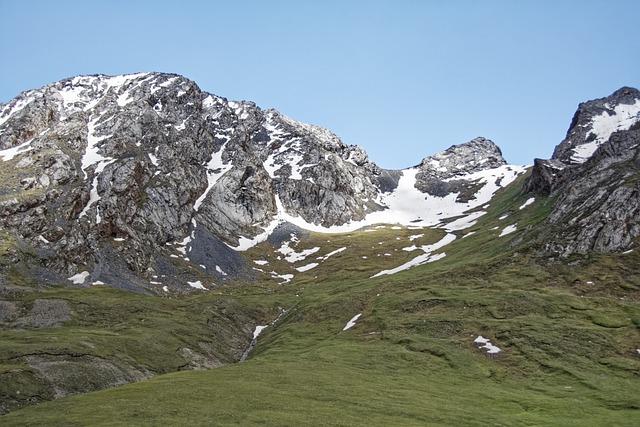 Kyrgyzstan, Alai-mountains, Alai Valley, Mountains