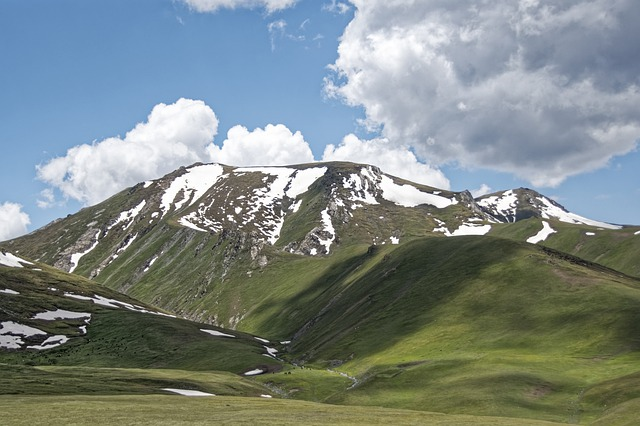Kyrgyzstan, Alai-mountains, Alai Valley, Mountains