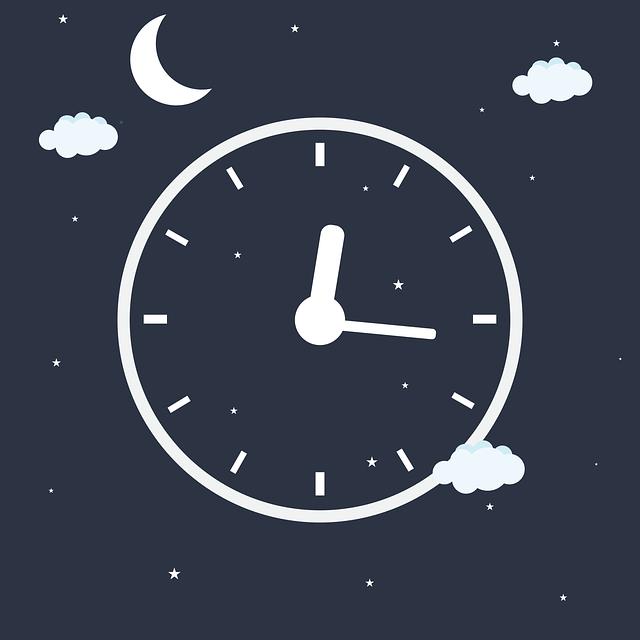 Clock, Night, Time, Sleep, Alarm, Bed, Pillow, Bedroom