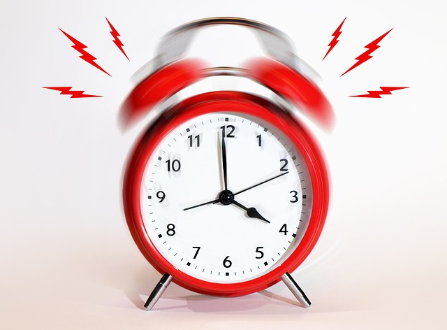 Clock, Deadline, Alarm Clock, Minute, Ring The Bell