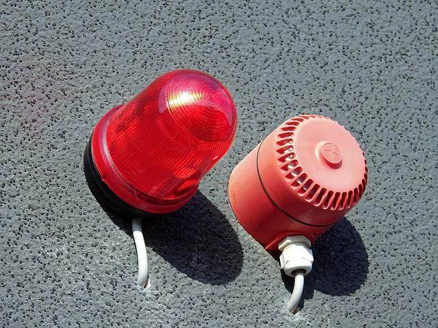 Alarm, Rundumleuchte, Warning Light, Siren, Signaler