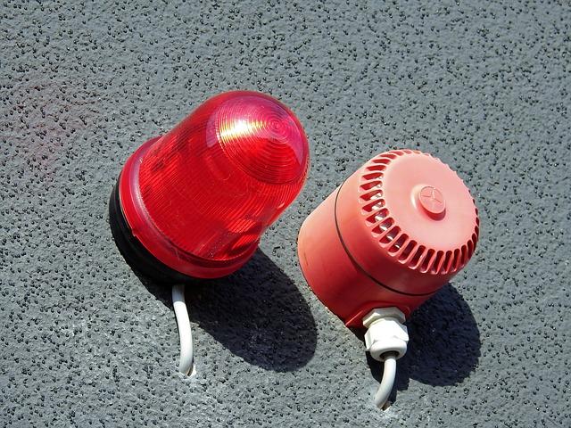 Alarm, Rundumleuchte, Warning Light, Siren, Signaler