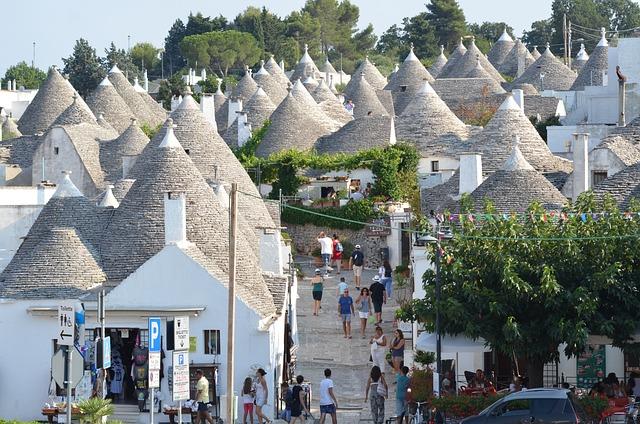 Alberobello, Italy, Puglia, Holiday, Country, Trullo
