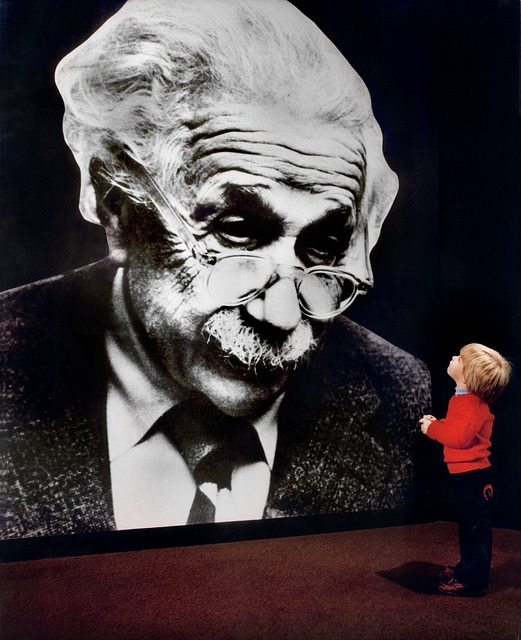 Oak Ridge, Tennessee, Albert Einstein, Portrait