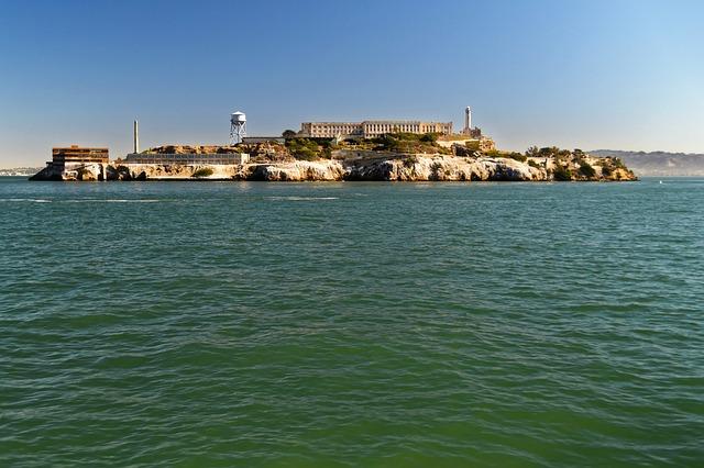 Alcatraz Island, Alcatraz, Island, San, Francisco