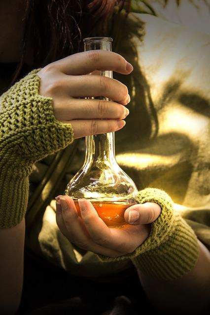 Potion, Magic, Alchemy, Bottle, Piston, Larp