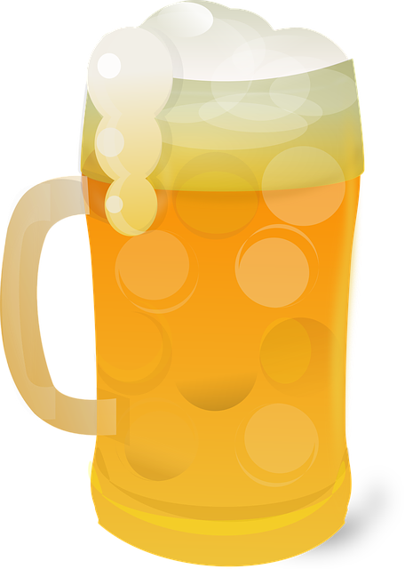 Alcohol, Beer, Beer Stein, Drink, Glass, Mug