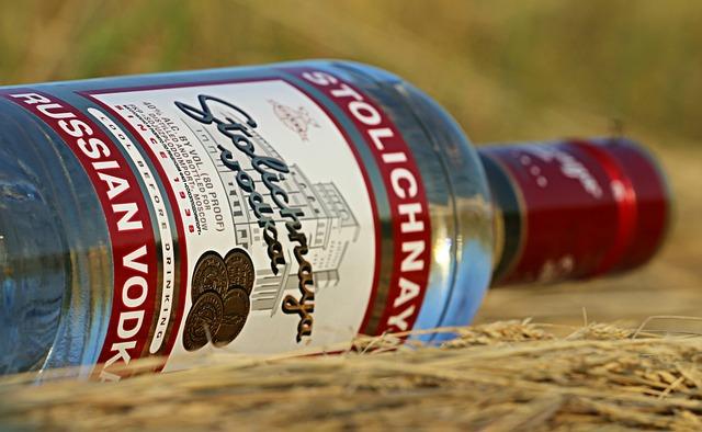 Vodka, Ruska, Alcohol, Drunkenness, Problem, Bottle
