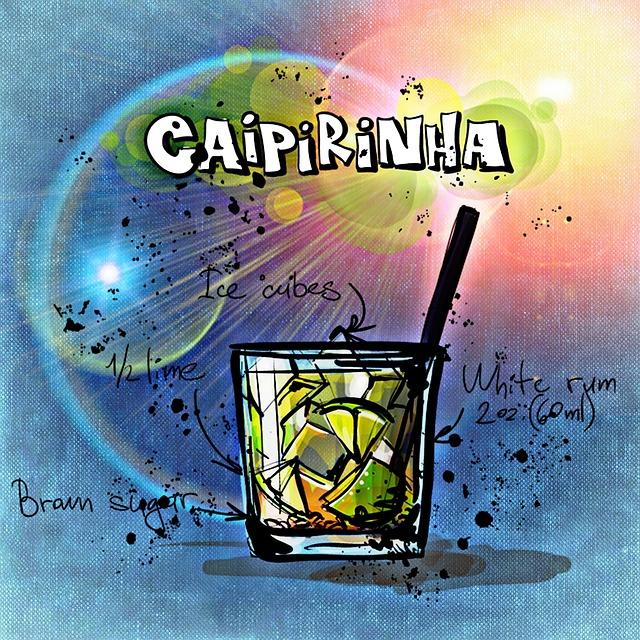 Caipirinha, Cocktail, Drink, Alcohol, Recipe, Party