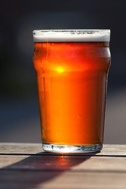 Beer, Ale, Bitter, Fermented, Alcoholic, Drink, Alcohol