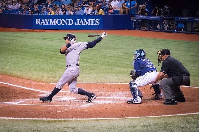 Alex Rodriguez, Yankees, Baseball, Tampa Rays Stadium
