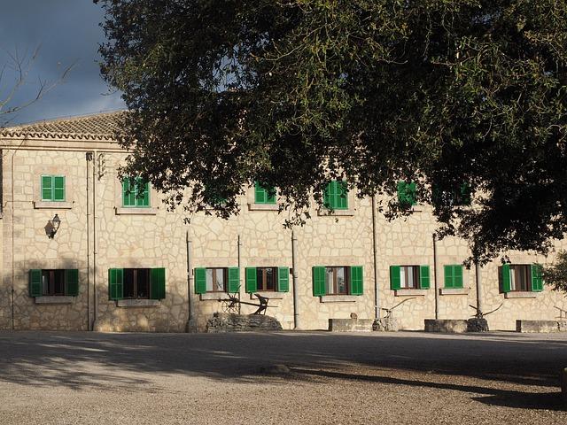 Monastery Cura, Cura, Algaida, Building, Architecture