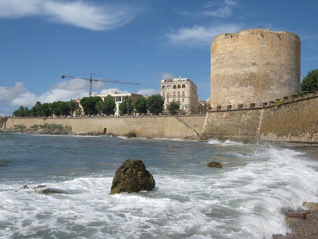 Alghero, Sardinia, Coast, Historically, Italy