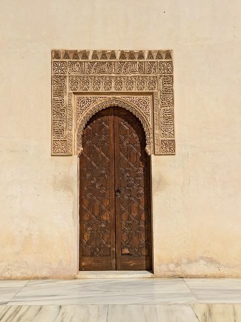 Granada, Alhambra, Generalife, Rural, Picturesque