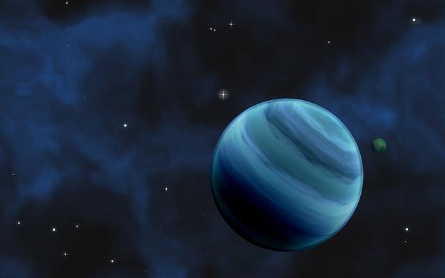 Exoplanet, Planet, Alien, Gas Giant, Exomoon