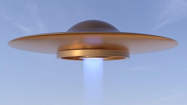 Ufo, Alien, Spaceship, Ship, Extraterrestrial, Sci-fi