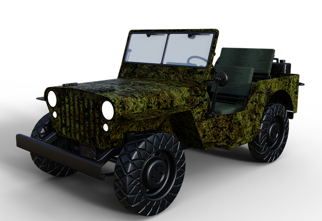 Jeep, Auto, Willy, Model, All Terrain Vehicle