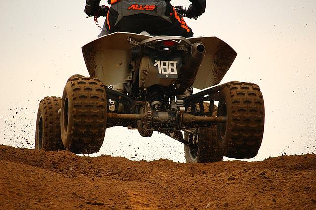Motocross, Cross, Quad, Atv, Race, All-terrain Vehicle