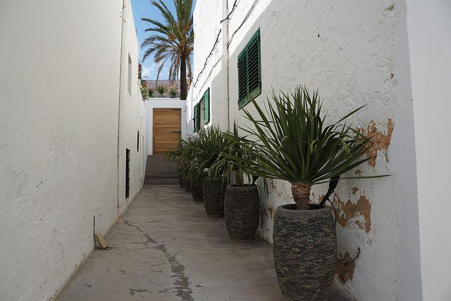 Sant Joan, Ibiza, Alley