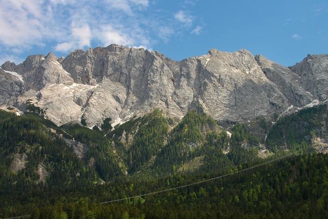 Weather Stones, Alpine, Wetterstein Mountains, Allgäu