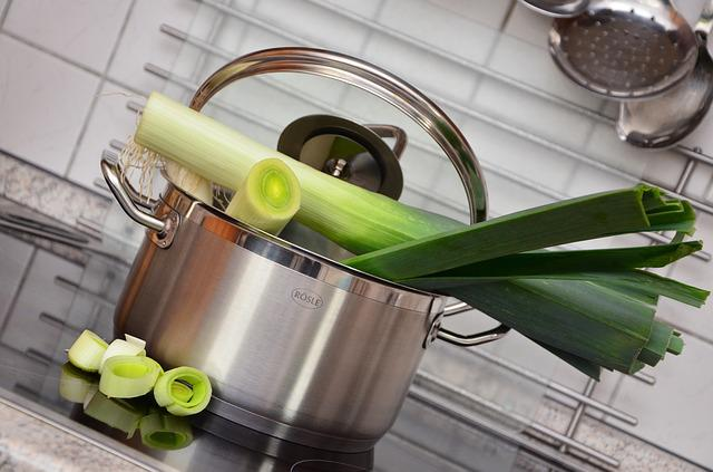 Leek, Vegetables, Fresh, Healthy, Allium Porrum