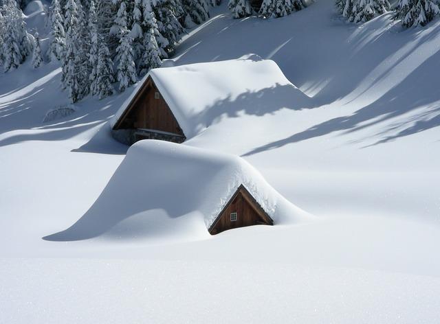 Alm, Friuli, Snow, Snowfall, Lussari