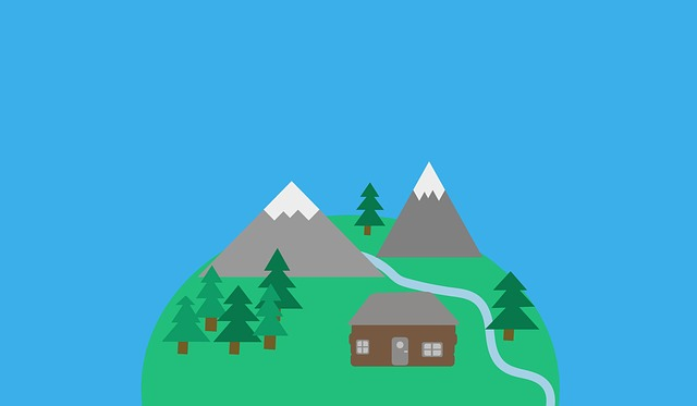 Mountains, Hut, Alm, Mountain Hut, Mountain Landscape