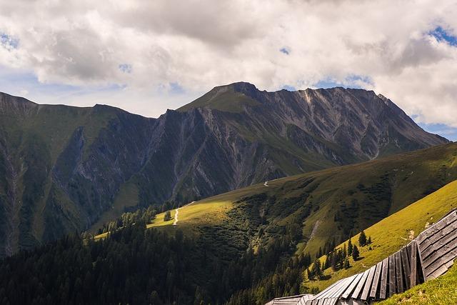 Landscape, Mountains, Alpine Meadows, Alm, Alpe