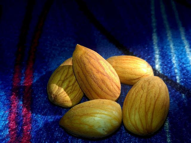 Almond, Almonds, Dry Fruit, Eating Healthy, Food