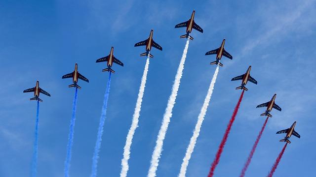 Alpha, Jet, Air, Force, Aircraft, Fighter, Ribbon