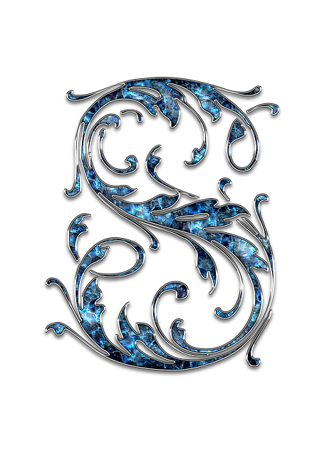 Letter, Letter S, S, Initials, Font, Alphabet