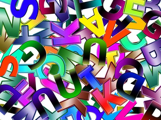 Letters, A, Abc, Alphabet, Literacy, Illiterate