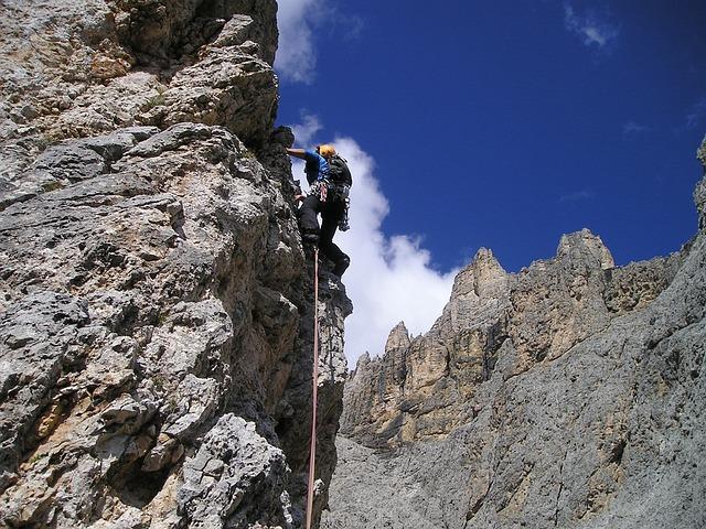 Alpine Climbing, Bergsport, Climb, Extreme Sports