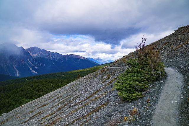 Alpine, Path, Mountain, Landscape, Trail, Dolomites