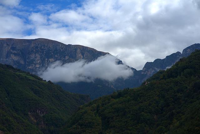 Italy, Tyrol, South Tyrol, Alpine, Landscape, Summit