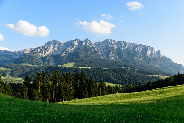 Mountains, Rock, Landscape, Nature, Rock Wall, Alpine