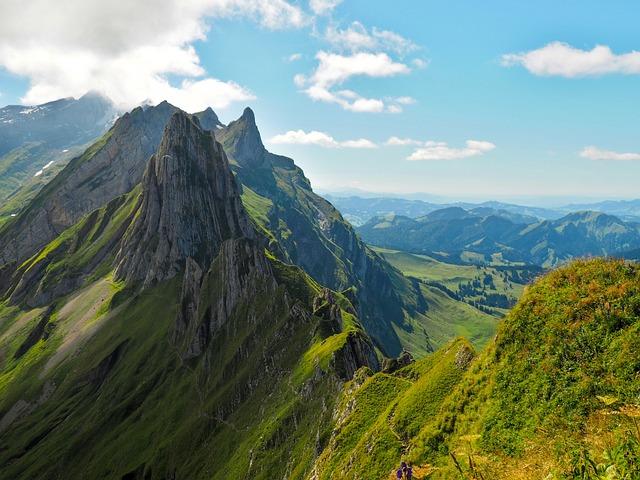 Alpine, Mountain, Mountains, Landscape