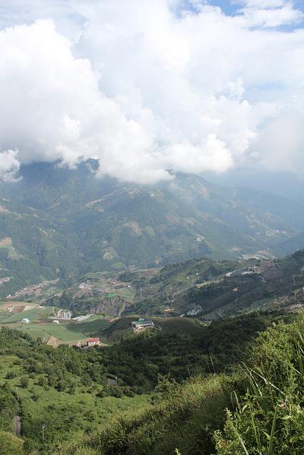 Taiwan, Alpine, Mt