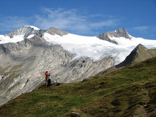Großvenediger, Mountain, Alpine, Hiking, Nature