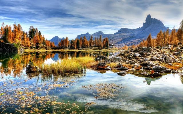 Dolomites, Mountains, Italy, Alpine, Nature, Panorama