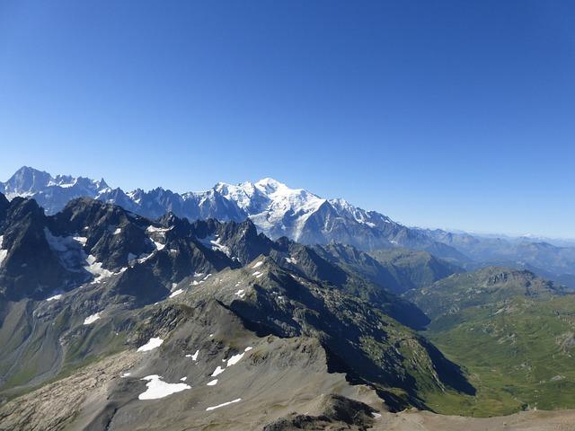 Buet, Mountains, Alps, Landscape, Haute Savoie