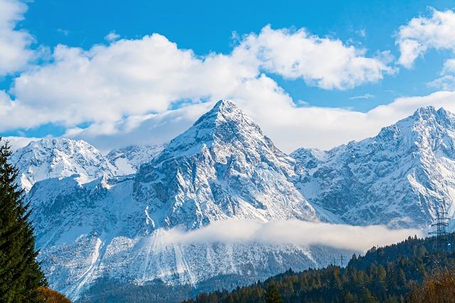 Mountains, Dolomites, Alps, South Tyrol, Italy