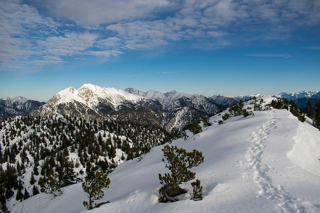 Alps, Mountains, Landscape, Heaven, Austria, Nature