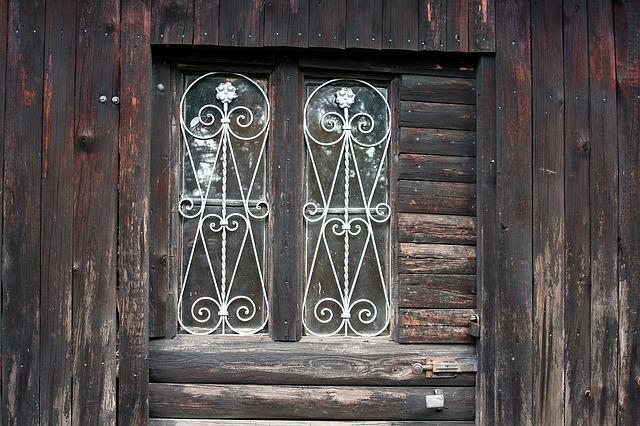 Door, Old, Old Wood, Entry, Old Houses, Alsace, France