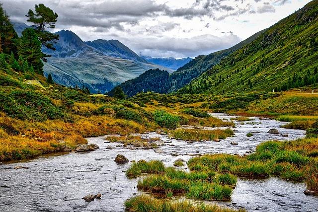 Altoadige, Tirol, Austria, Mountains, Tyrolean