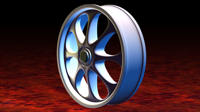 Alu, Alloy Wheel, Aluminium, Made Of Aluminium, Metal