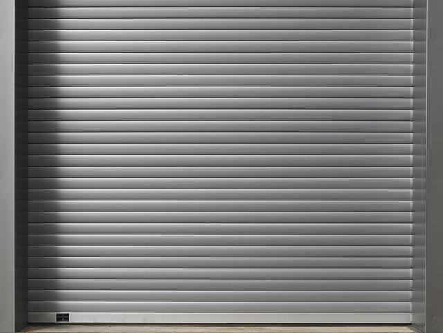 Roll Up Door, Garage Door, Aluminium Profile