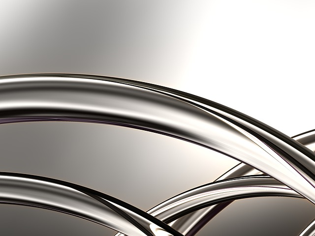 Metal, Shiny, 3d, Reflection, Silver, Steel, Aluminum