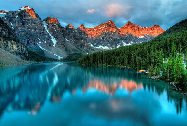 Alberta, Amazing, Banff, Beautiful, Blue, Canada